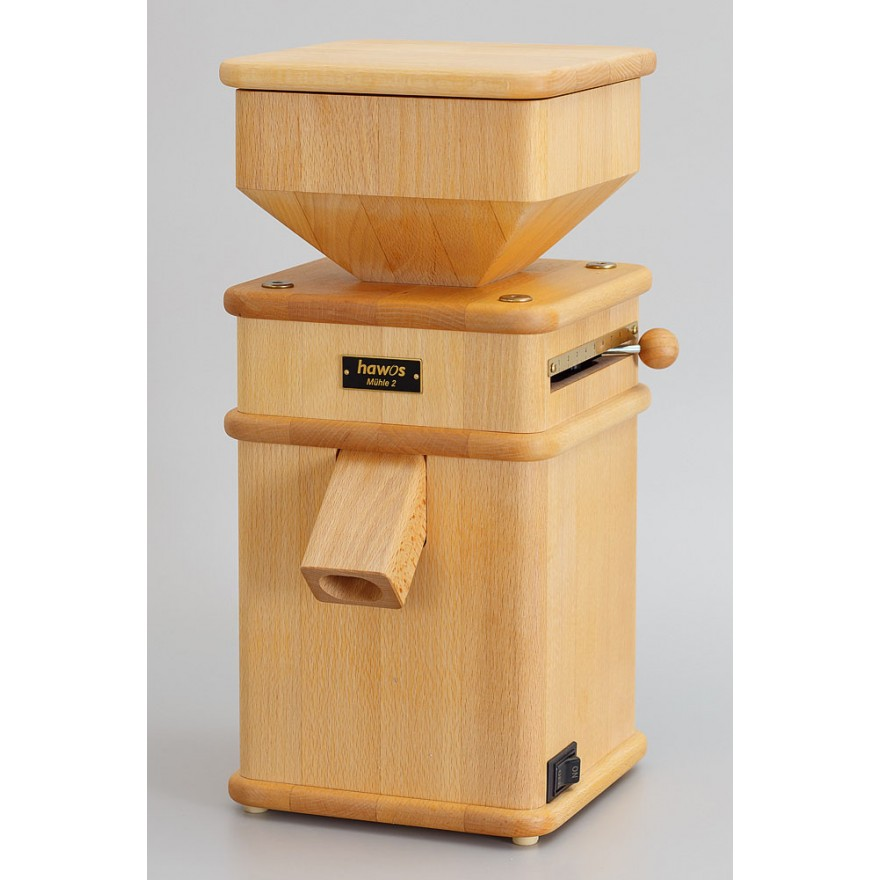Electric Grain Mill hawos M2