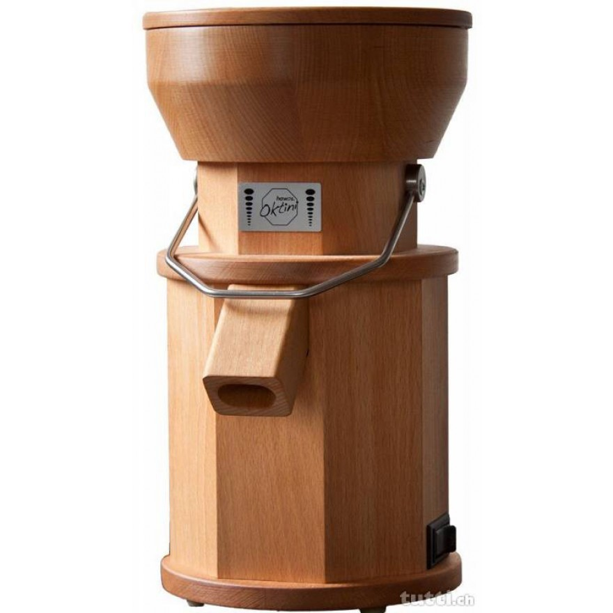 Electric Grain Mill hawos Oktini