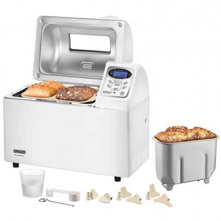 BREAD MAKER BACKMEISTER® Extra