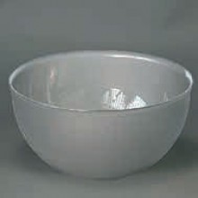 Bowl 4.2 Pints (2 liters) translucent anthracite