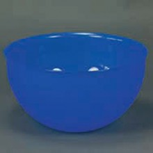 Bowl 4.2 Pints (2 liters) translucent blue