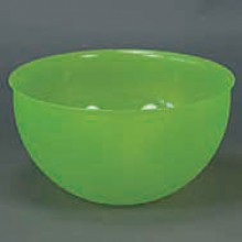 Bowl 4.2 Pints (2 liters) translucent green