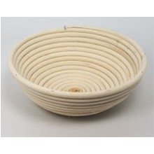 Banneton Bread Dough Proofing Basket, Round 8.66Inch (22cm) for 2.2lb (1kg) Dough