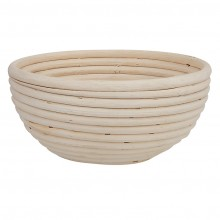 Banneton Bread Dough Proofing Basket, Round 7.48Inch (19cm) for 1.1lb (0.5kg) Dough