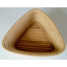 Banneton Bread Dough Proofing Basket, Triangle for 1.1lb (0.5kg) Dough
