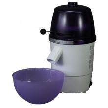 Electric Grain Mill hawos Novum, deep purple