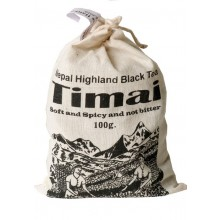 TIMAI Nepalese Gourmet Highland Black Tea 3.52 Oz (100g)