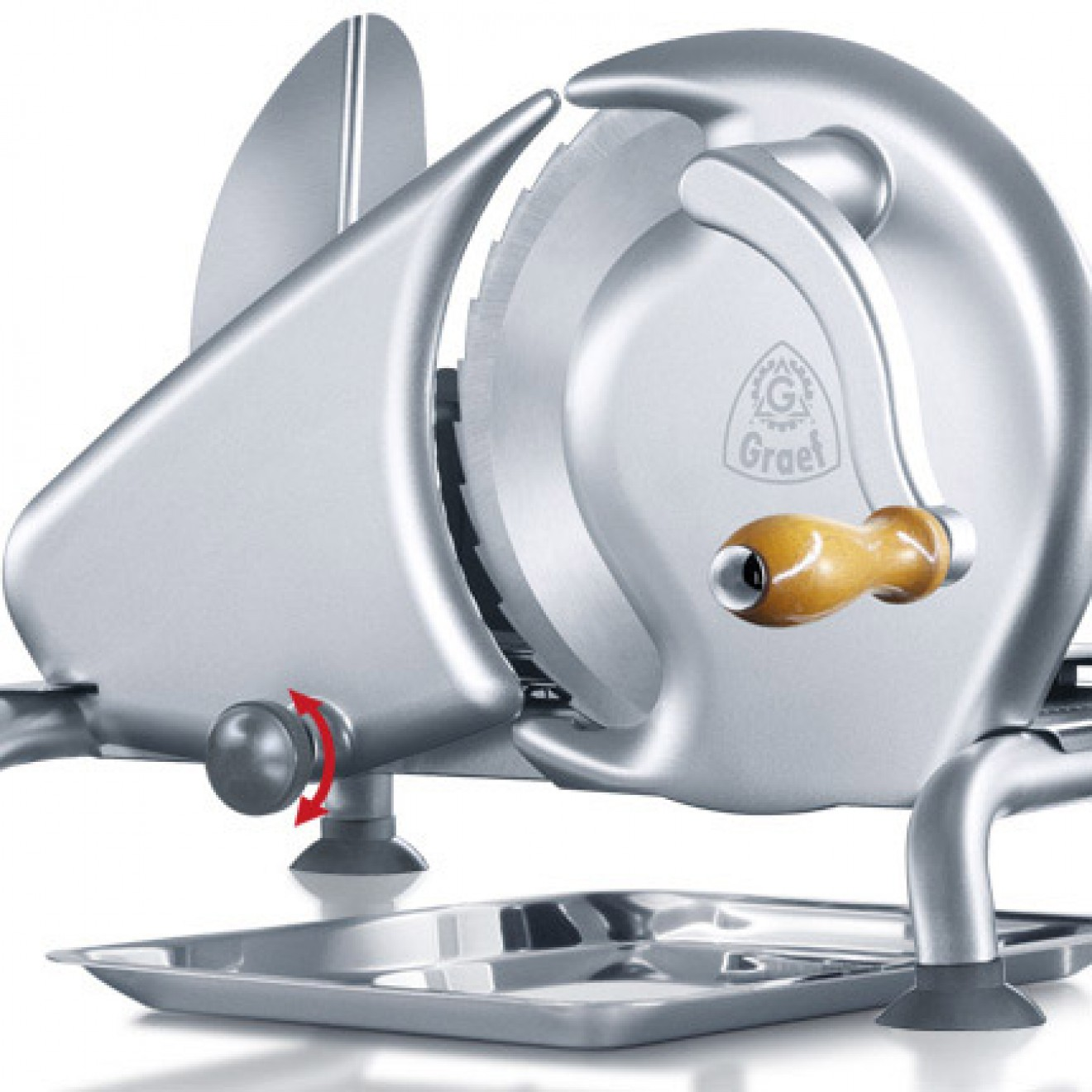 Graef H9 manually operated slicer