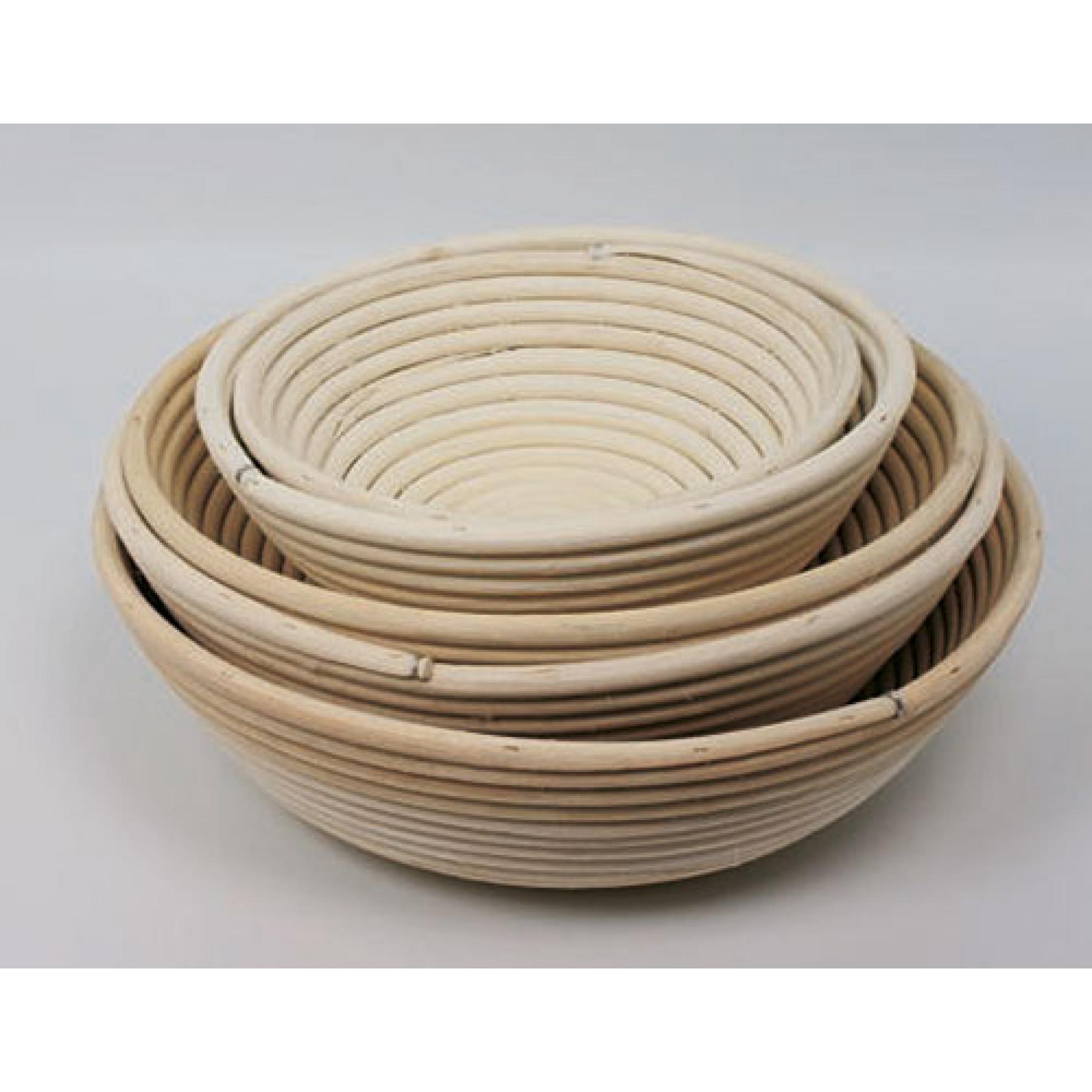 Banneton Bread Dough Proofing Basket Round 11inch 28cm
