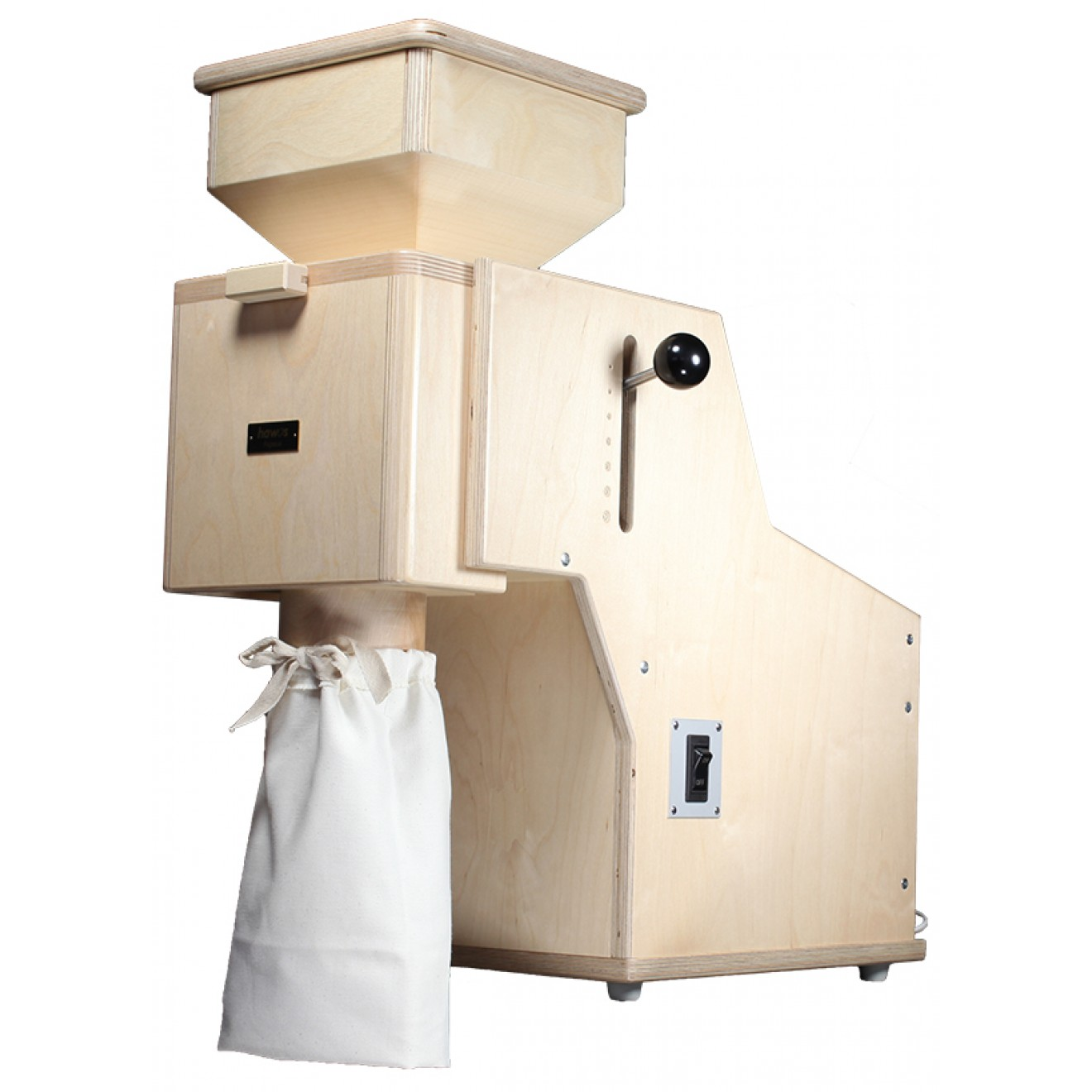 Electric Grain Mill hawos Pegasus